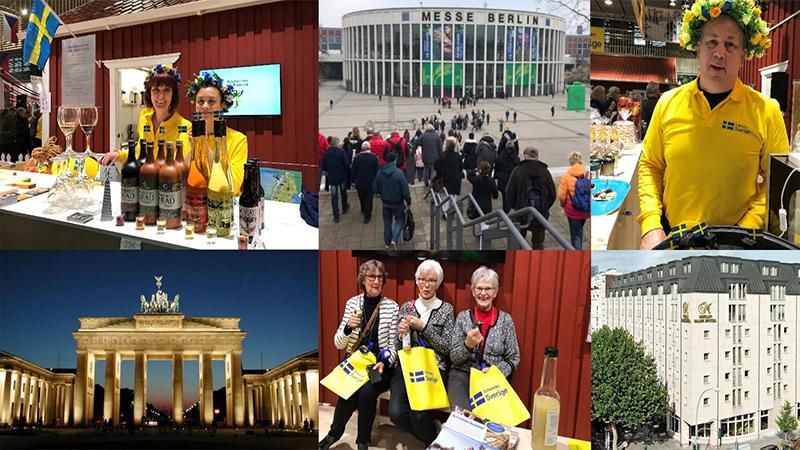Grüne Woche i Berlin