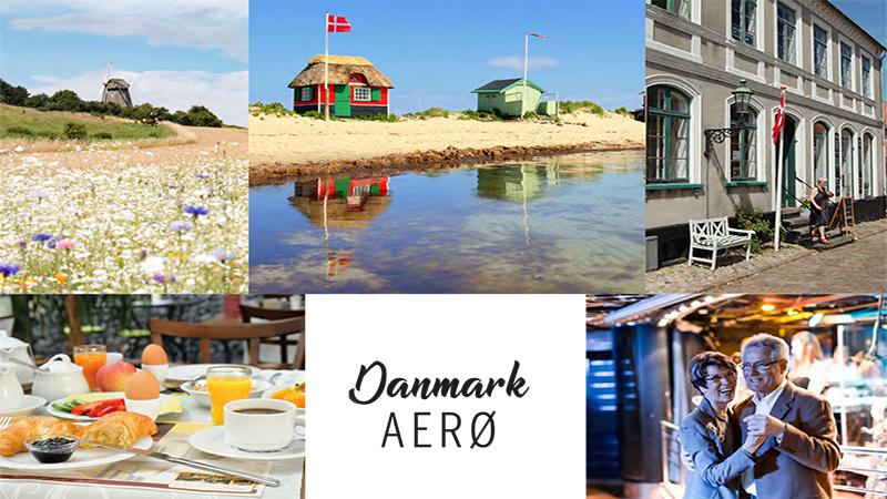 AERÖ -En äkta Dansk sagoö med dans