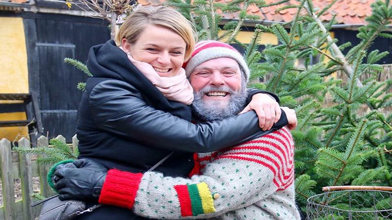 Aerø Julmarknad - Romantisk julstämning