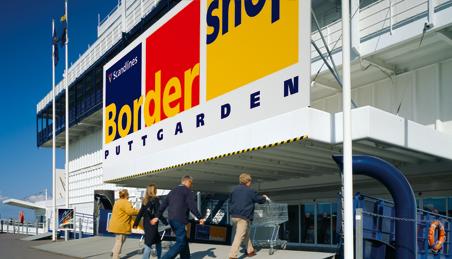 Skynda, fynda på Bordershop