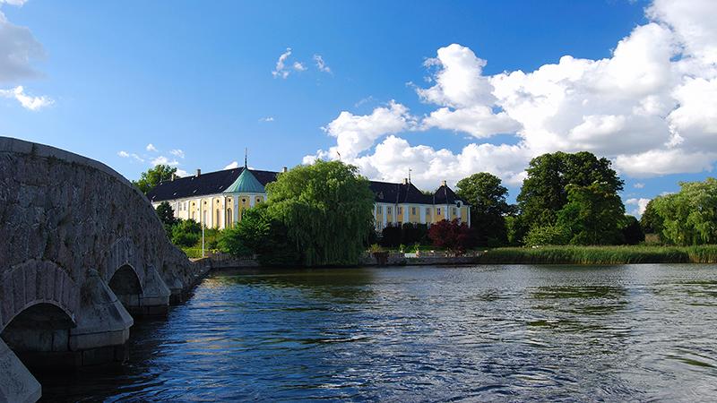 Danmark -Tulpanernas Gavnø