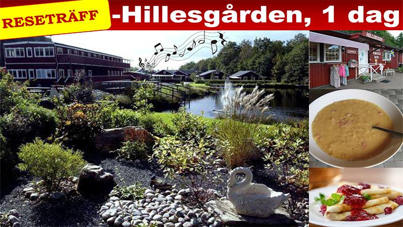Gruppreseträff 2019 -HILLESGÅRDEN