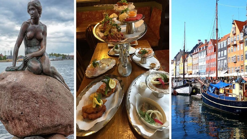 SÖNDAGSTRIPP -Köpenhamn & Bjaelkehuset