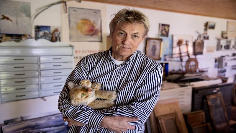 Natursköna Värmland med Lars Lerin