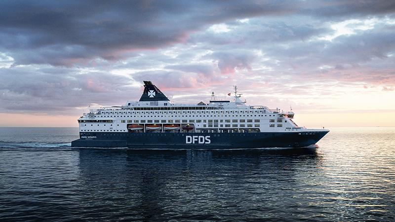 Kryssning med DFDS Köpenhamn - Oslo