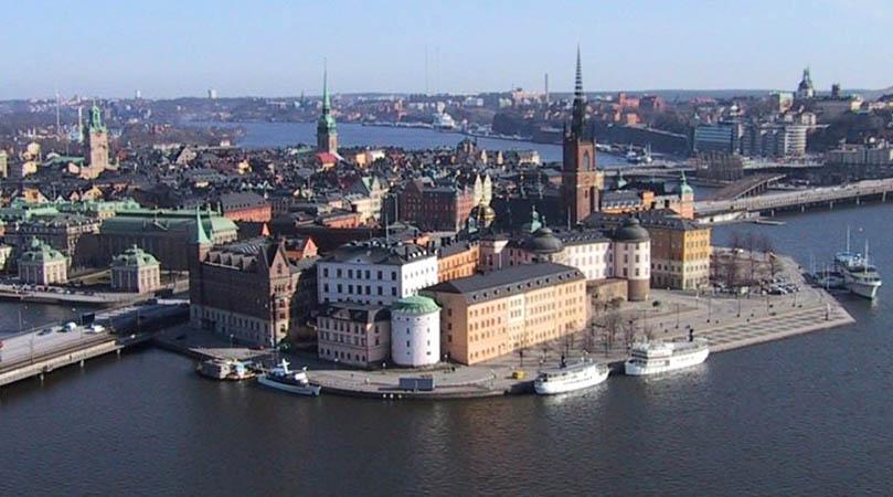 Stockholm -På egen hand
