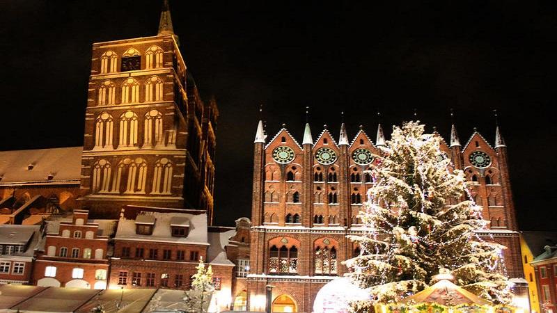 Stralsund julmarknad
