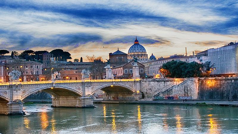 Rom -Den eviga staden
