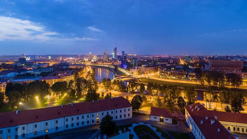 Vilnius - Baltikums charmiga pärla